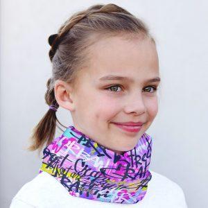 Multifunctional Headwear for Girls