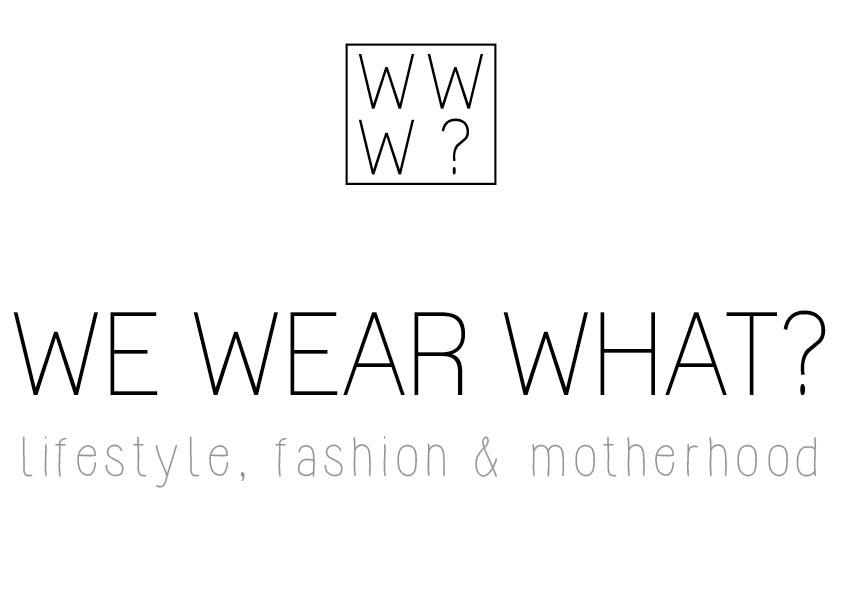 We Wear What